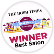 Irish Times Best Salon in Ireland Award 2015